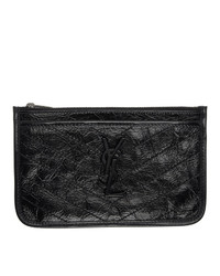 Saint Laurent Black Niki Bill Pouch