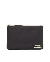Marc Jacobs Logo Plaque Clutch Bag