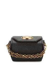 Alexander McQueen Mini Leather Box Bag