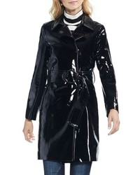 Vince Camuto Faux Patent Leather Jacket