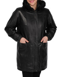 jcpenney Excelled Leather Excelled Walking Coat