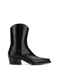 Dsquared2 Ankle Cowboy Boots