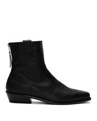 Stolen Girlfriends Club Black Western Boots