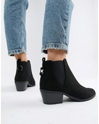 New Look Western Flat Boot