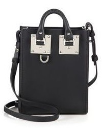 Sophie Hulme Albion Nano Leather Crossbody Bag