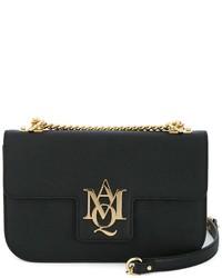 Alexander McQueen Insignia Chain Shoulder Bag