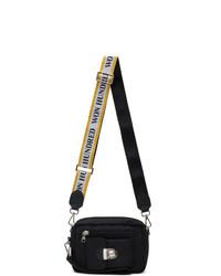 Won Hundred Black And Yellow Athen Light Bag