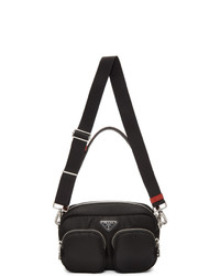 Prada Black Padded Camera Bag