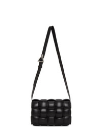 Bottega Veneta Black Padded Cassette Bag