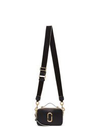 Marc Jacobs Black The Sure Shot Shoulder Bag
