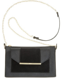 DKNY Bryant Park Top Zip Crossbody With Chain