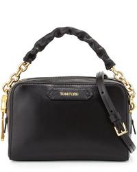 Tom Ford Chain Strap Small Crossbody Bag Black