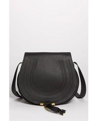 Chloé Chloe Marcie Leather Crossbody Bag Small
