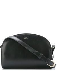 A.P.C. Demilune Crossbody Bag