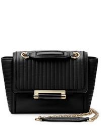 Diane von Furstenberg 440 Mini Rail Quilted Leather Crossbody Bag