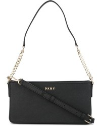 DKNY Small Logo Plaque Crossbody Bag