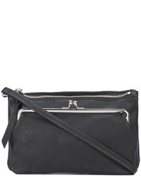 Y's Double Purse Crossbody