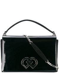 Dsquared2 Medium Dd Shoulder Bag
