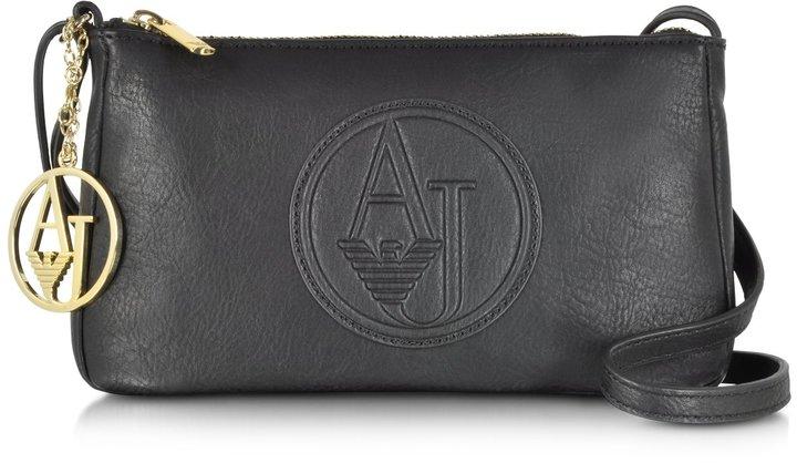 2948c8ab3a $140, Armani Jeans Faux Leather Mini Crossbody Bag