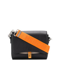 Heron Preston Flap Shoulder Bag