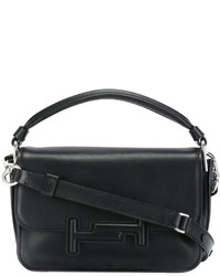 Tod's Fold Over Closure Crossbody Bag