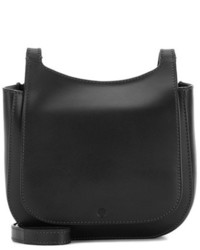 The Row Hunting 7 Leather Shoulder Bag