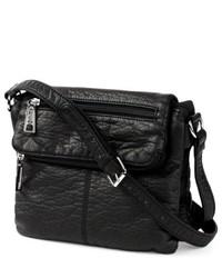 Liz Claiborne Highline Crossbody Bag Black
