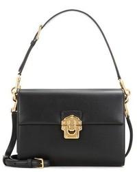 Dolce & Gabbana Lucia Leather Cross Body Bag