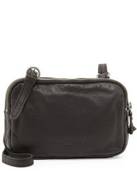 Liebeskind Maike B Leather Crossbody Bag Black