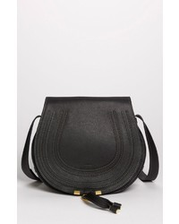 Chloé Marcie Leather Crossbody Bag Small
