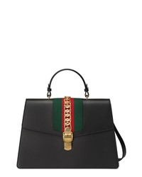 Gucci Maxi Sylvie Leather Shoulder Bag