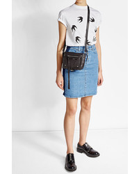 McQ by Alexander McQueen Mcq Alexander Mcqueen Leather Crossbody Bag