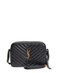 Saint Laurent Medium Lou Calfskin Leather Camera Bag
