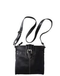 Merona Crossbody Handbag Black