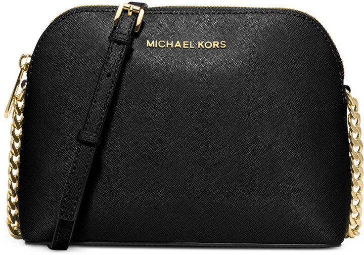 e4a105e96842c8 ... MICHAEL Michael Kors Michl Michl Kors Cindy Large Dome Crossbody ...