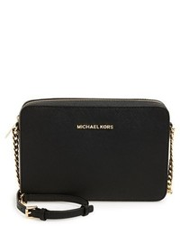 MICHAEL Michael Kors Michl Michl Kors Large Jet Set Eastwest Saffiano Crossbody Bag