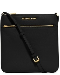 MICHAEL Michael Kors Michl Michl Kors Small Riley Leather Crossbody Bag