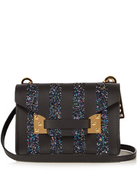 Sophie Hulme Milner Nano Envelope Leather Cross Body Bag