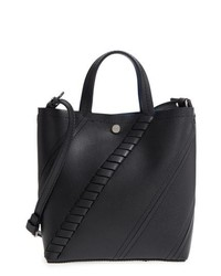 Proenza Schouler Mini Hex Stitch Calfskin Leather Tote