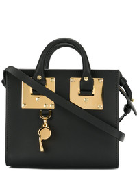 Sophie Hulme Mini Whistle Crossbody Bag