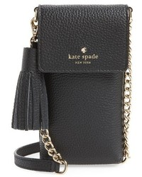Kate Spade New York Northsouth Leather Smartphone Crossbody Bag