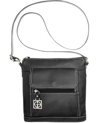 Giani Bernini Pebble Leather Venice Crossbody