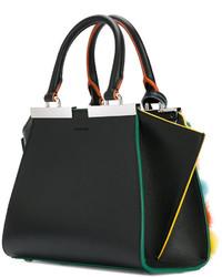 d16bbee80855 ... Fendi Pom Pom Mini 3jours Crossbody Bag