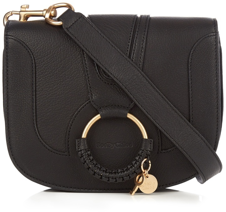 latest fashion best supplier 60% clearance See By Chlo Hana Small Leather Cross Body Bag