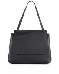 The Row Sidekick Leather Shoulder Bag