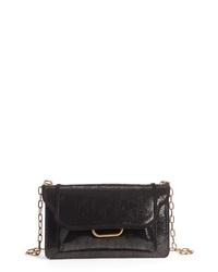 Isabel Marant Skamy Leather Crossbody Bag