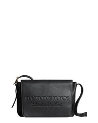 f8e4c5cd8251 Women s Black Leather Crossbody Bags by Burberry