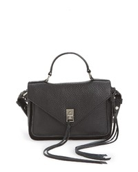 Rebecca Minkoff Small Darren Leather Messenger Bag