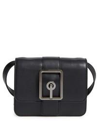 Rebecca Minkoff Small Hook Up Crossbody Bag Beige