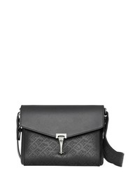 Burberry Small Macken Perforated Leather Crossbody Bag